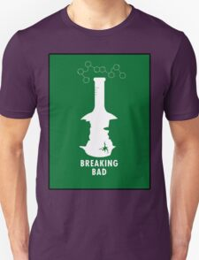 Breaking Bad Beaker  Unisex T-Shirt