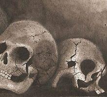 Skulls Aftermath by JimmyJack