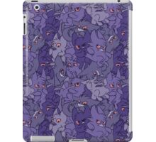 GENGAR INVASION! iPad Case/Skin