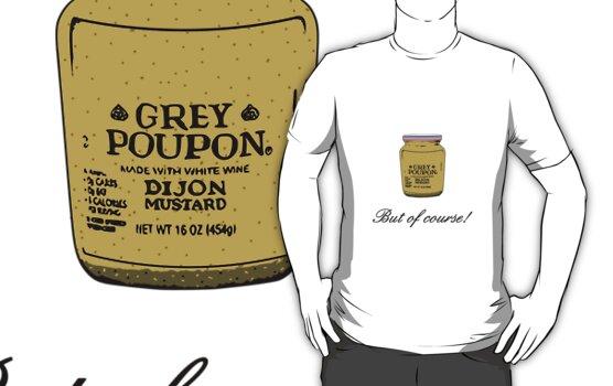 Grey Poupon by mobii