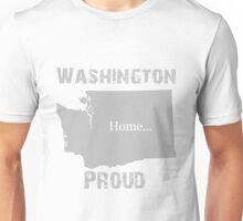 Washington Proud Home Tee Unisex T-Shirt