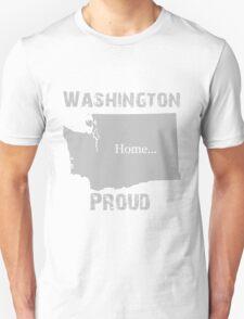 Washington Proud Home Tee T-Shirt