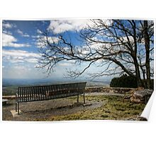 Cheaha Mountain Poster