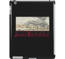 Jakku Park iPad Case/Skin