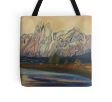 Organ Mountain  Tote Bag