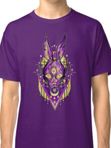Demon Rabbit  Classic T-Shirt