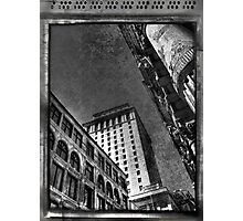 Architecture old Montreal Photographic Print