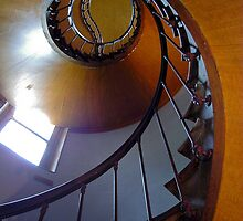 Staircase by Chris Tarling