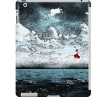 Red Pill Dive iPad Case/Skin
