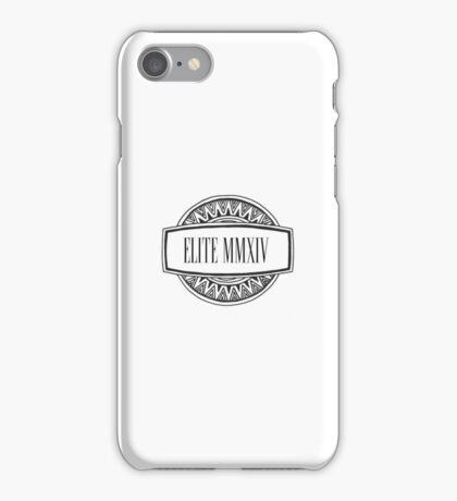Elite - Sun Design iPhone Case/Skin