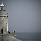 The Lighthouse by lallymac