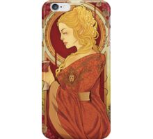 Blood and Wine iPhone Case/Skin