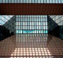 Glass House by villrot