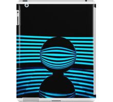 Abstract - Crystal Lines iPad Case/Skin