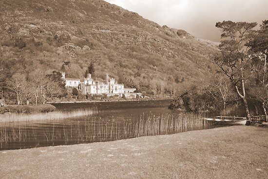 Kylemore Abbey by John Quinn