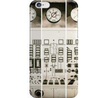 control station II iPhone Case/Skin