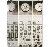 control station II iPad Case/Skin