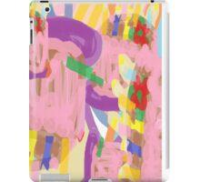 Happy Abstract Birthday! iPad Case/Skin