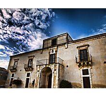 Antica Azienda  Curto Photographic Print