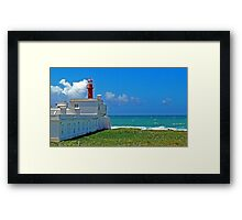 where are you..... Framed Print
