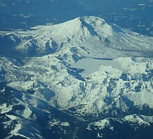 Mt. St. Helens by PattyB46