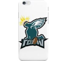 Tebow Gets His Wings iPhone Case/Skin