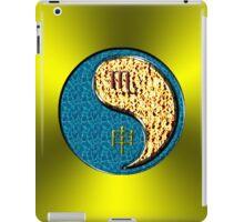 Scorpio & Yang Fire Monkey iPad Case/Skin