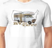 RV THERE YET? Unisex T-Shirt