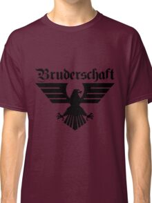 Brotherhood Eagle (Bruderschaft Bundesadler) - Black/Schwartz Classic T-Shirt