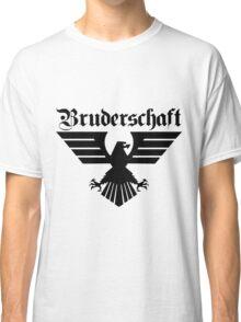 Brotherhood Eagle (Bruderschaft Bundesadler) - Black/Schwartz Classic T-Shirt
