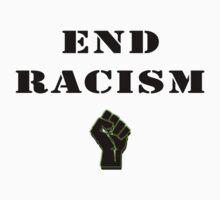 End Racism! Kids Tee