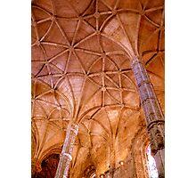 Mosteiro dos Jerónimos. Lisbon Photographic Print