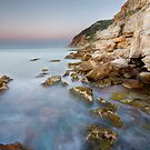 Bau Rouge sunrise by Patrick Morand