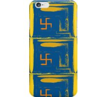 Swastik  iPhone Case/Skin