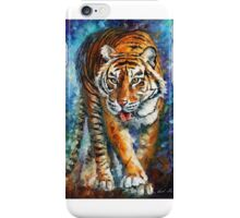 Strong Tiger — Buy Now Link - www.etsy.com/listing/185827067 iPhone Case/Skin