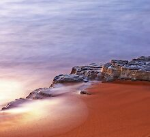 Turimetta Beach by David Smith