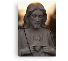 The Rosary Canvas Print