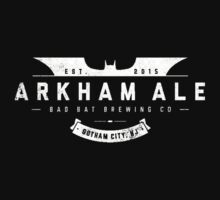 Arkham Ale by TumblrVerse
