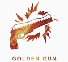 Destiny - Golden Gun by Argnarock