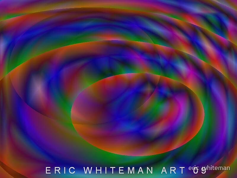 ( HAREBRAINED ) ERIC WHITEMAN ART   by eric  whiteman