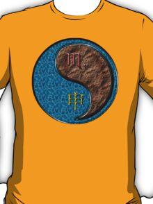 Scorpio & Monkey Yang Earth T-Shirt