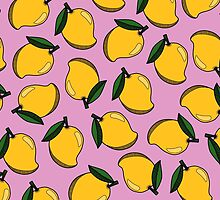 MANGO - PINK by tosojourn