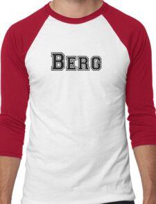 Berg College Men's Baseball ¾ T-Shirt