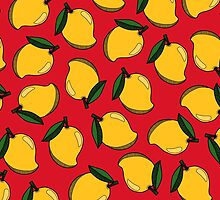 MANGO - RED by tosojourn