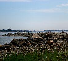 Ocean Scene by introspectionx