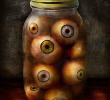 Fantasy - Creepy - I've always had eyes for you by Mike  Savad