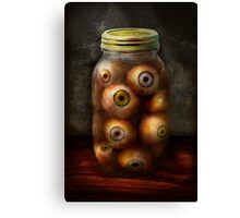 Fantasy - Creepy - I've always had eyes for you Canvas Print