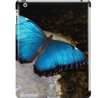 The Blue Morpho iPad Case/Skin
