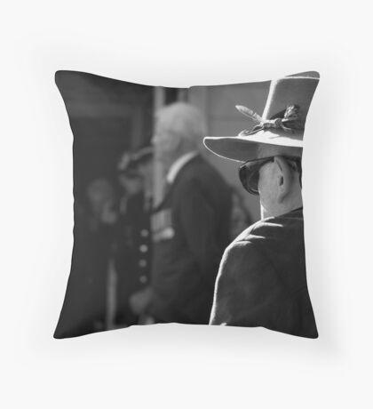 Anzac Day Throw Pillow