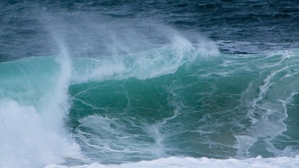 Wind & Waves by PsiberTek